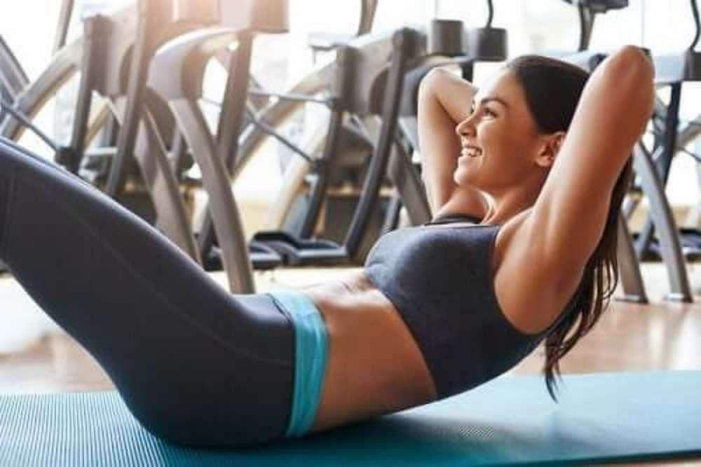 exercices abdos sans matériel